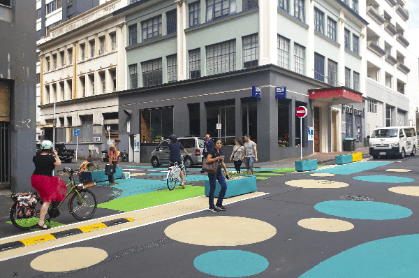 Innovating Streets for People