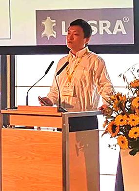 John Liu, LASRA