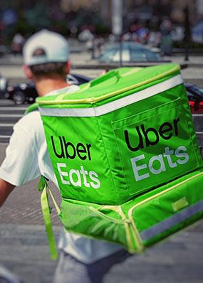 Uber gig
