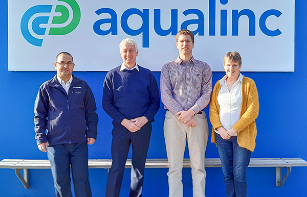 Aqualinc research team