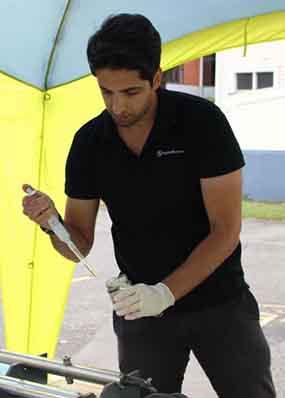 Nitrate testing, HydroMetrics